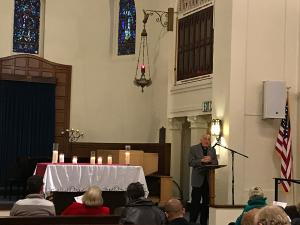 Memorial Day Service 2017