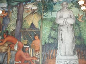 Victor Arnautoff mural