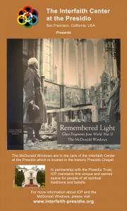 Remembered Light banner